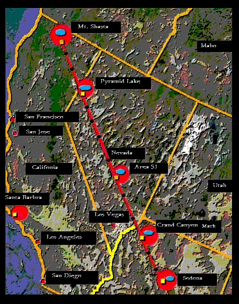 Ley Lines and Sacred Sites